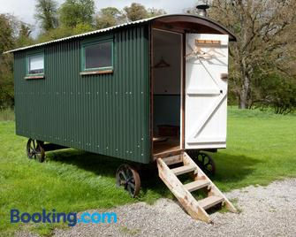 Rock Farm Slane - Glamping - Slane - Bedroom
