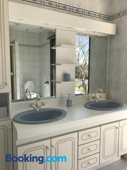 Villa du bois verts - Les Herbiers - Bathroom
