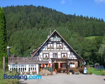 Landgasthof Untere Muhle - Alpirsbach - Gebouw