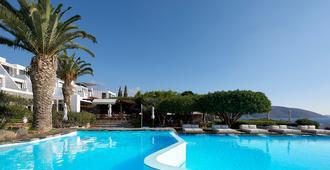St. Nicolas Bay Resort Hotel & Villas - Agios Nikolaos - Piscina