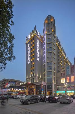 Guangzhou Manguo Internation Hotel - Guangzhou - Building