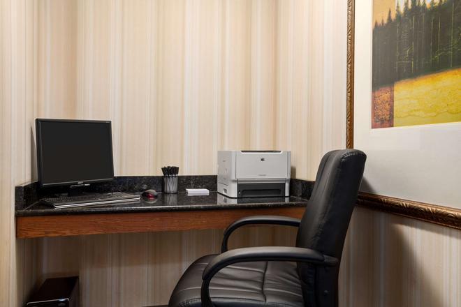 Country Inn & Suites by Radisson, Albany, GA - Albany - Khu vực làm việc