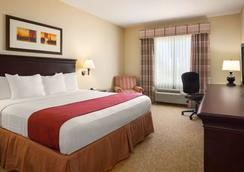 Country Inn & Suites by Radisson, Albany, GA - Albany - Phòng ngủ