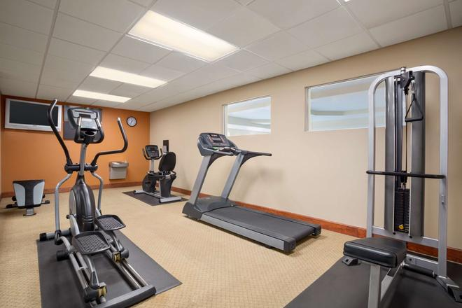 Country Inn & Suites by Radisson, Albany, GA - Albany - Gym