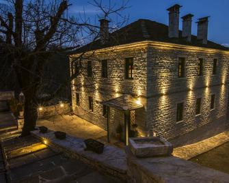 Gaia Guesthouse - Vítsa - Gebouw