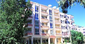 Kleopatra Aytur Apart Hotel - Alanya - Edificio