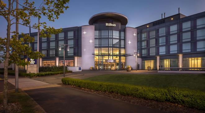 Hilton Reading - Reading - Rakennus