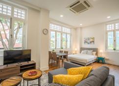 Clubhouse Residences Serviced Apartments - Singapur - Habitación