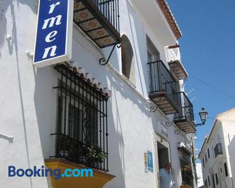 Pensión Mari Carmen - Salobreña - Building