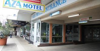 Aza Motel - Lismore - Building