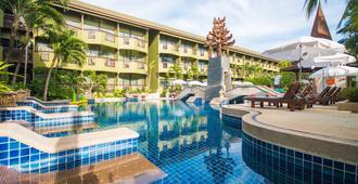 Phuket Island View Hotel (SHA Plus+) - קארון - בריכה