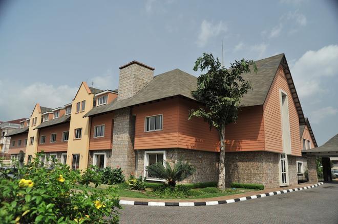 Leola Hotel - Lagos - Rakennus