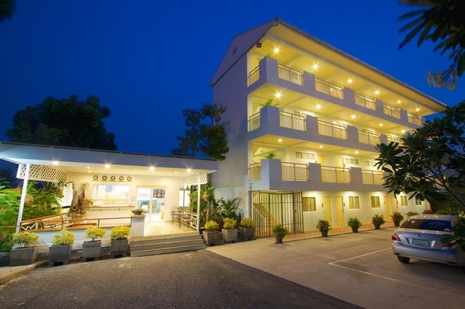 Charn Residence - Chonburi - Rakennus
