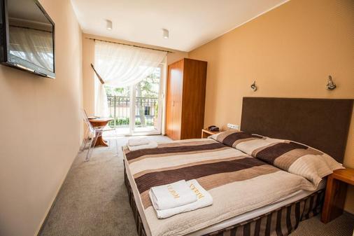 Villa Verdi Pleasure & Spa - Łeba - Schlafzimmer