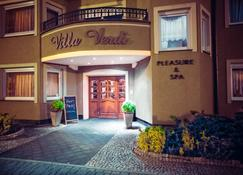 Villa Verdi Pleasure & Spa - Łeba - Building