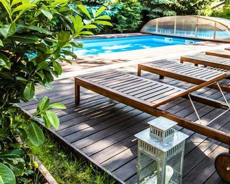Villa Verdi Pleasure & Spa - Łeba - Pool