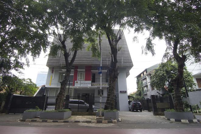 House of Arsonia Tulip - Jakarta - Toà nhà