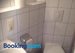 Altstadt-Garni - Bad Windsheim - Bathroom