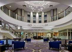貝爾法斯特皇冠假日酒店 - 貝爾法斯特 - 貝爾法斯特 - 大廳