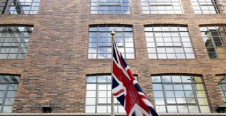 The Soho Hotel, Firmdale Hotels - London - Building