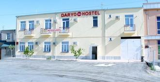 Daryo Hostel - Bukhara - Building