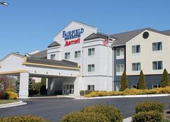 Fairfield Inn & Suites by Marriott Frankfort - Frankfort - Κτίριο