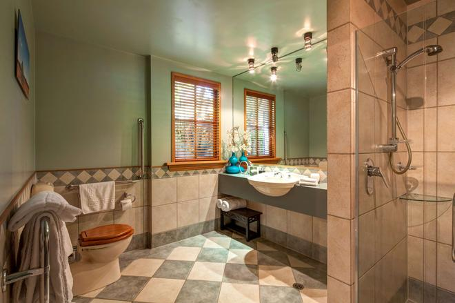 Arrowtown House Boutique Accommodation - Queenstown - Kylpyhuone