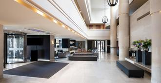 Sheraton Stockholm Hotel - Estocolmo - Recepción