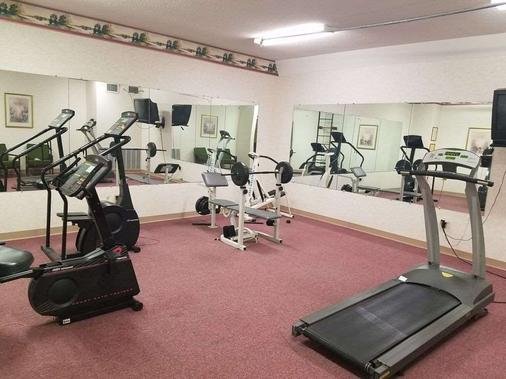 Baymont by Wyndham Cookeville - Cookeville - Fitnessbereich