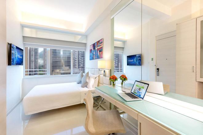 iclub Wan Chai Hotel - Hong Kong - Bedroom