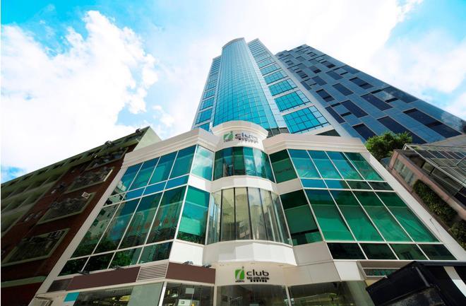 iclub Wan Chai Hotel - Hong Kong - Building