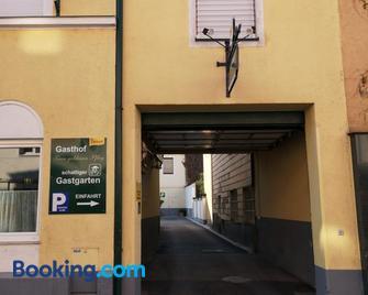 Gasthof Zum Goldenen Pflug - Amstetten - Building