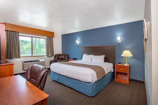 AmericInn by Wyndham Green Bay West - Vịnh Xanh (Green Bay) - Phòng ngủ