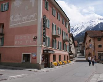Hotel Piz Ela - Bergün/Bravuogn - Vista esterna