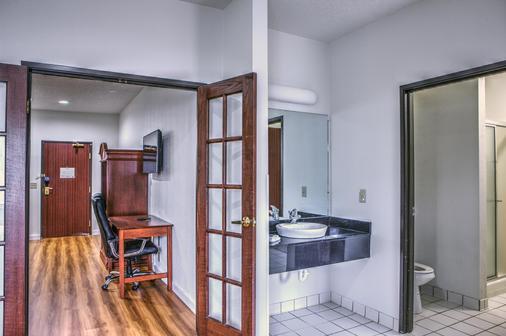 Motel 6 Dallas - Northwest - Ντάλας - Μπάνιο