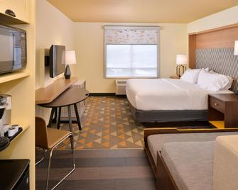Holiday Inn Kansas City Airport - Kansas City - Schlafzimmer