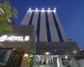 Hotel B - Gwangju - Gebäude