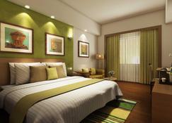 Lemon Tree Premier, Delhi Airport - New Delhi - Bedroom