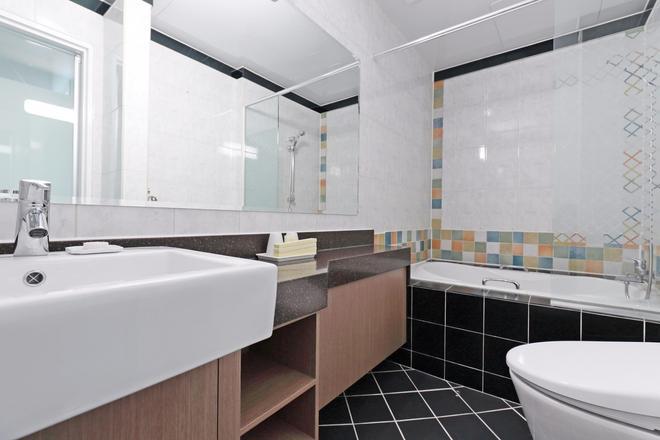 Benikea Swiss Rosen Hotel - Gyeongju - Bathroom