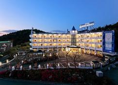 Benikea Swiss Rosen Hotel - Gyeongju - Building