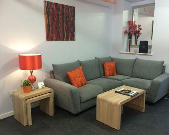 Printworks Apart-Hotel - Peterhead - Sala de estar