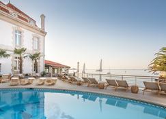 The Albatroz Hotel - Cascais - Alberca