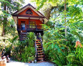 Khao Sok Tree House - Phanom - Außenansicht