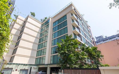 Oakwood Residence Sukhumvit 24, Bangkok - Μπανγκόκ - Κτίριο