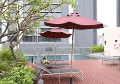 Oakwood Residence Sukhumvit 24, Bangkok - Bangkok - Pool