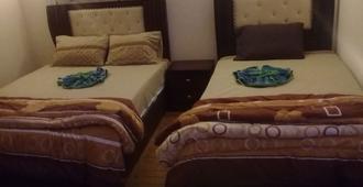 Nile Plaza Hostel - El Cairo - Habitación