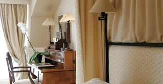 The Pand Hotel - Bruges - Bedroom