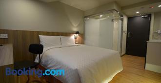 詩漫精品旅館 - 台北 - 臥室