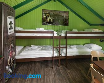 Legoland Wilderness Barrels & Cabins - Billund - Bedroom