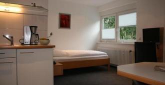 Apartment-Haus - קלן - חדר שינה
